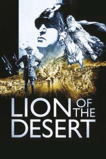 Lion of the Desert Poster