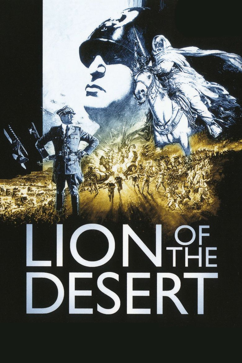 Lion of the Desert Poster