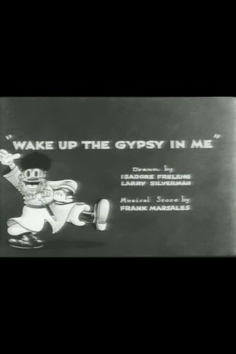 Wake Up the Gypsy in Me Poster