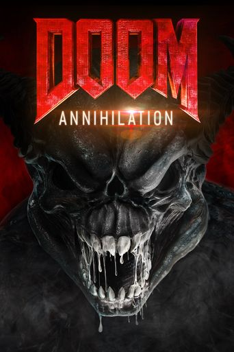Doom: Annihilation Poster