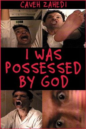 I Was Possessed by God Poster