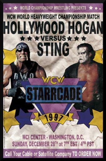 WCW Starrcade '97 Poster