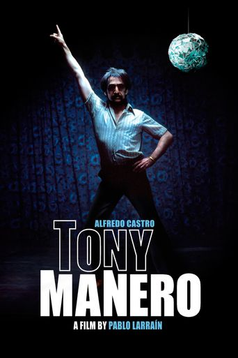 Tony Manero Poster