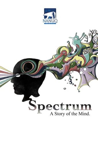 Spectrum: A Story of the Mind Poster