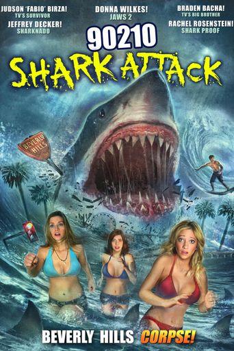 90210 Shark Attack Poster