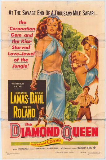 The Diamond Queen Poster