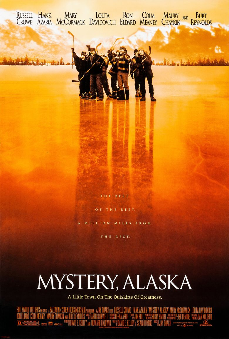 Mystery, Alaska Poster