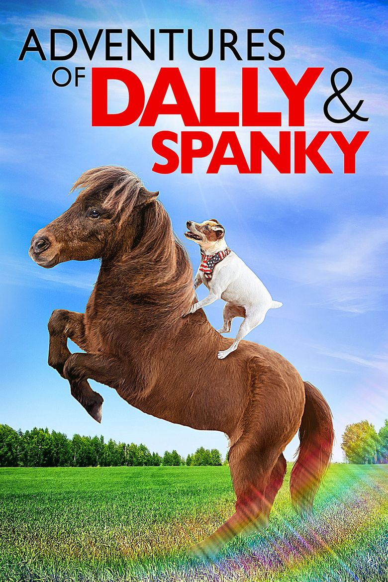 Adventures of Dally and Spanky Poster