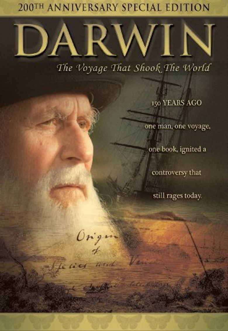 The Voyage That Shook the World Poster