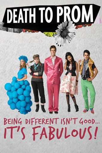 Death to Prom Poster