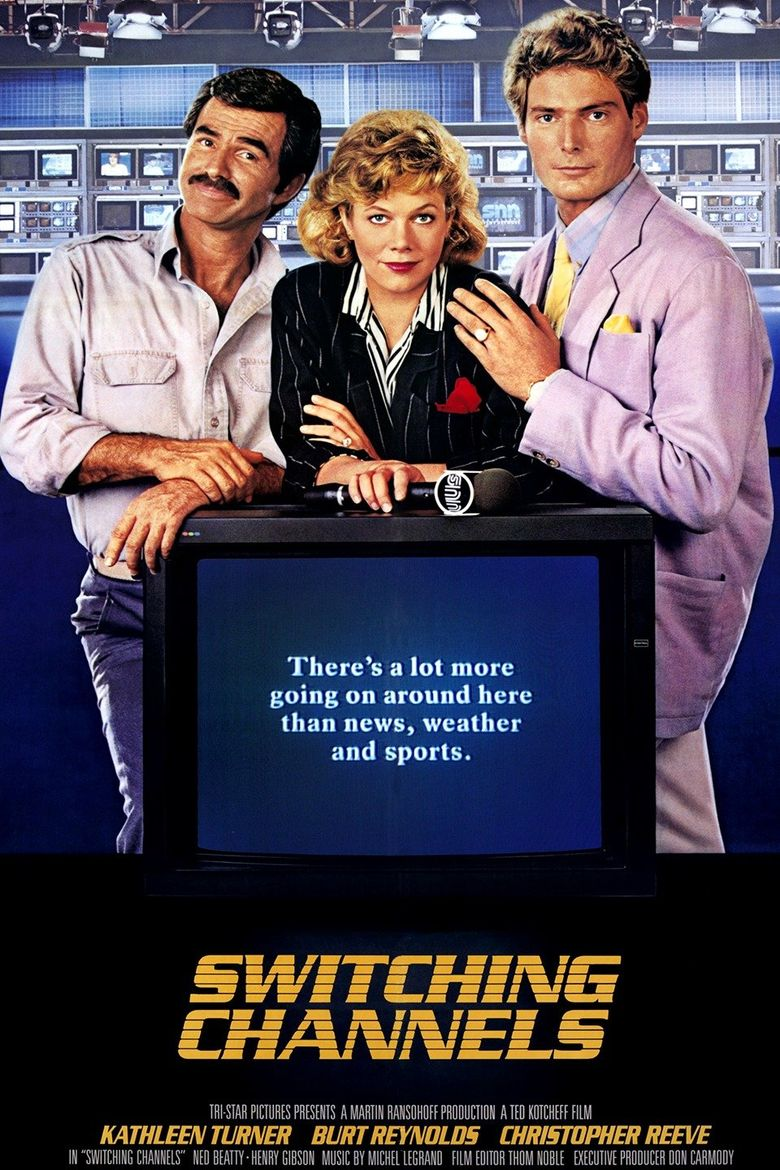 Switching Channels Poster