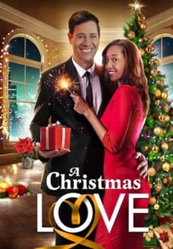 A Christmas Love Poster