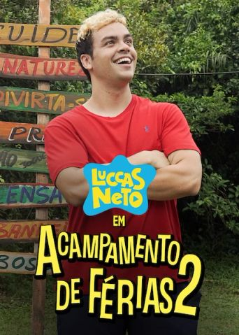 Luccas Neto in: Summer Camp Poster