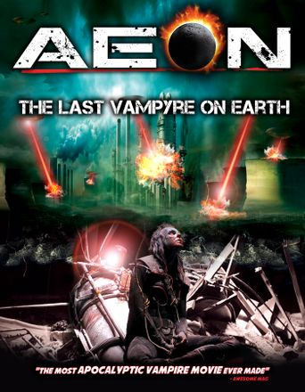 Aeon: The Last Vampyre on Earth Poster