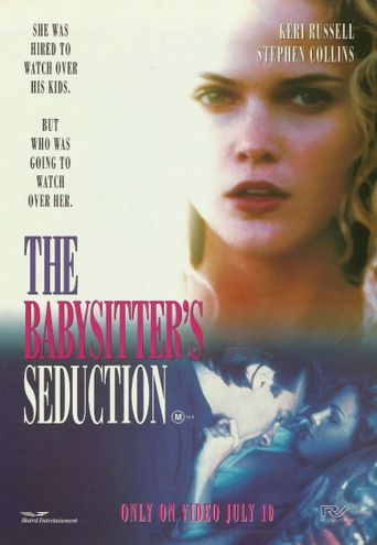 The Babysitter's Seduction Poster