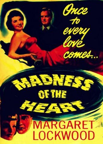Madness of the Heart Poster