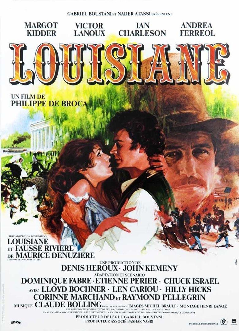 Louisiana Poster