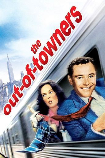 The Out of Towners Poster