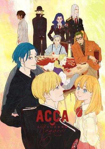 ACCA: 13-ku Kansatsu-ka - Regards Poster