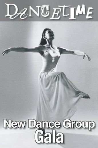 The New Dance Group Gala Historical Concert: Retrospectives 1930s - 1970s Poster