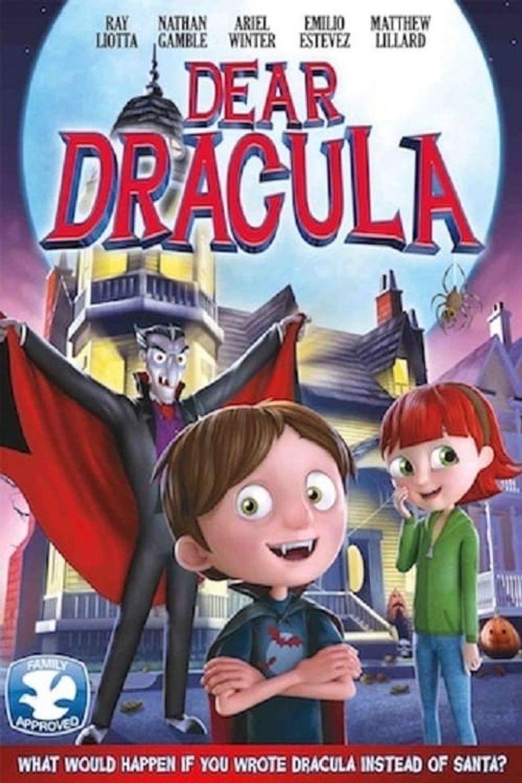 Dear Dracula Poster