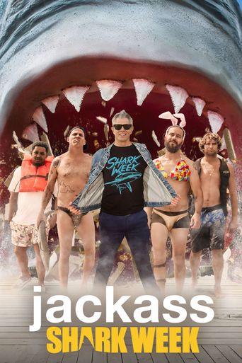 Jackass Shark Week Poster