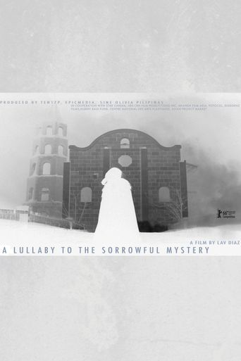 A Lullaby to the Sorrowful Mystery Poster