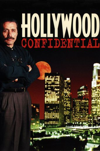 Hollywood Confidential Poster