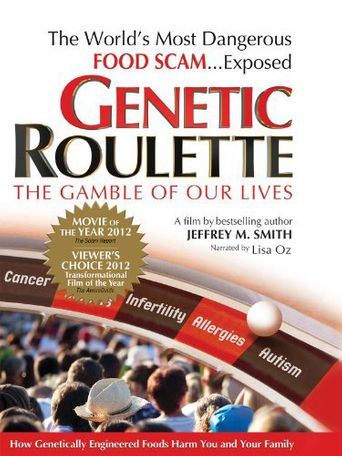 Genetic Roulette: The Gamble of our Lives Poster