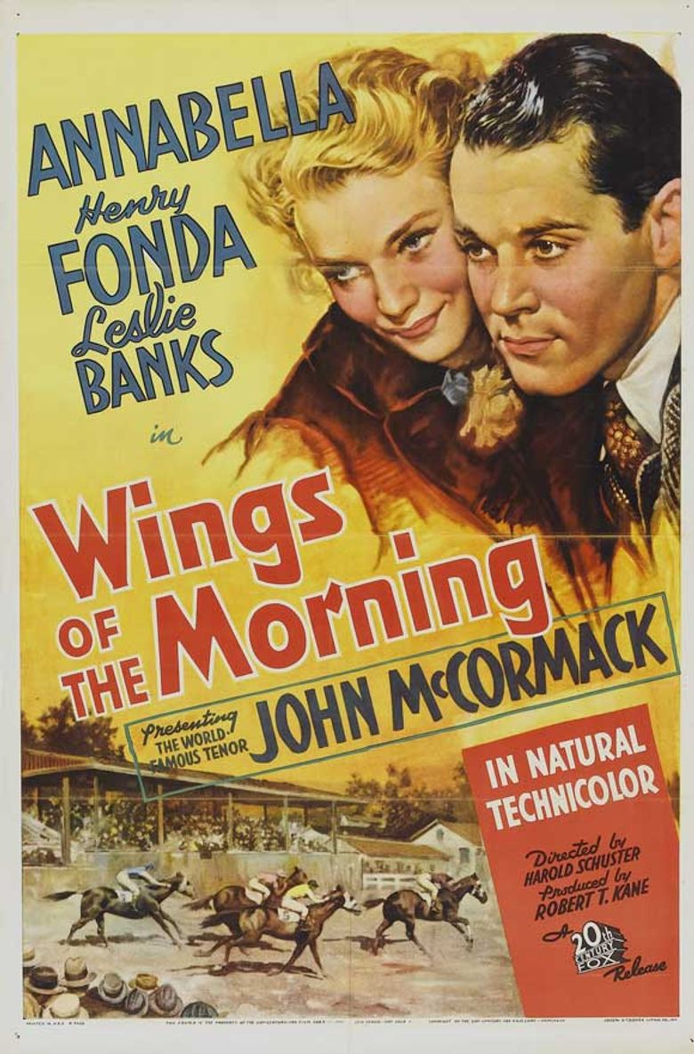 Wings of the Morning Poster