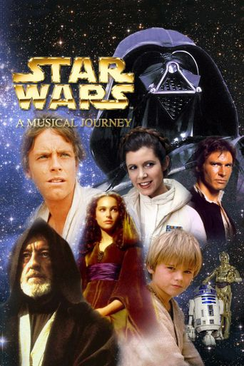 Star Wars: A Musical Journey Poster