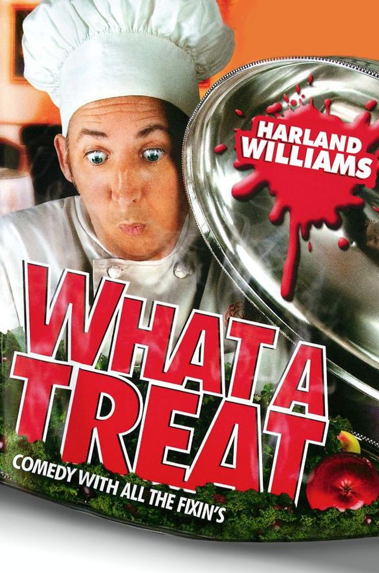 Harland Williams: What a Treat Poster