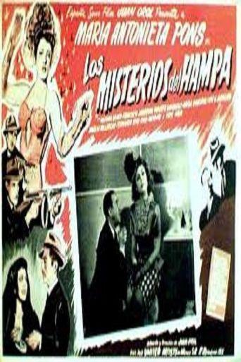 Los misterios del hampa Poster