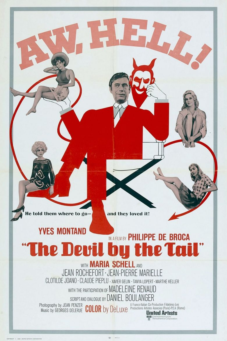 The Devil by the Tail Poster