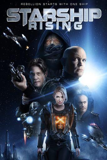 Starship Rising Poster