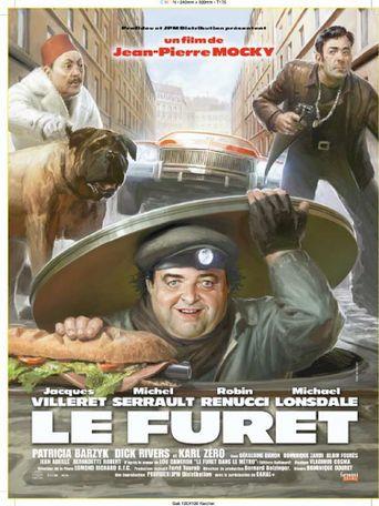 Le Furet Poster