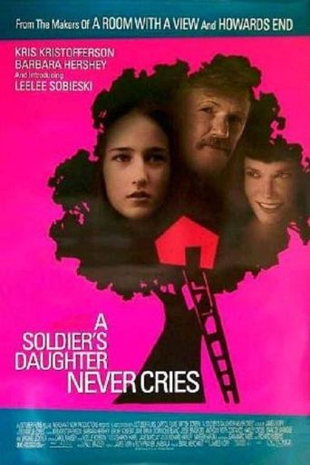 A Soldier's Daughter Never Cries Poster