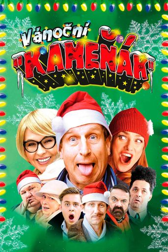 Vánoční Kameňák Poster