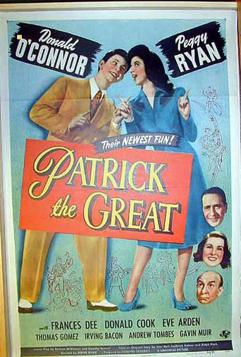 Patrick the Great Poster