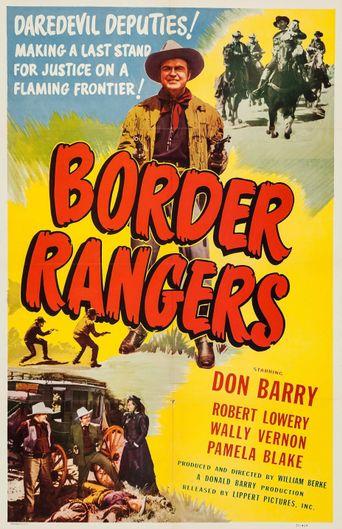 Border Rangers Poster