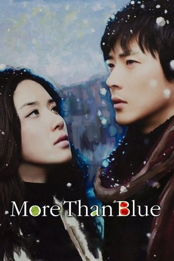 More Than Blue Poster