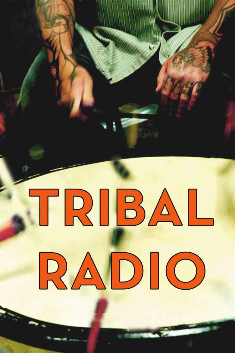 Tribal Radio Poster