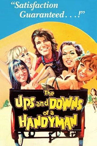 The Ups and Downs of a Handyman Poster