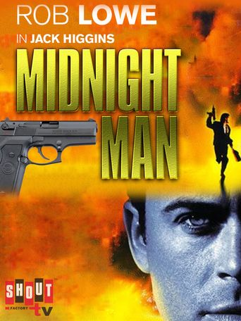Midnight Man Poster