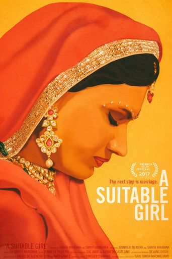 A Suitable Girl Poster