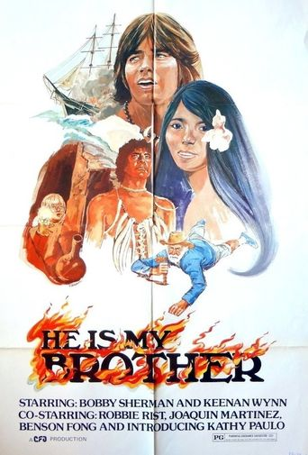 He Is My Brother Poster