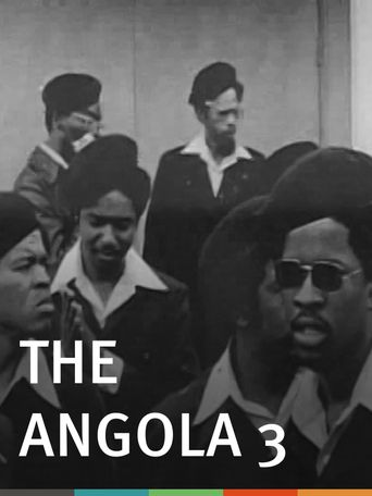 The Angola 3: Black Panthers and the Last Slave Plantation Poster