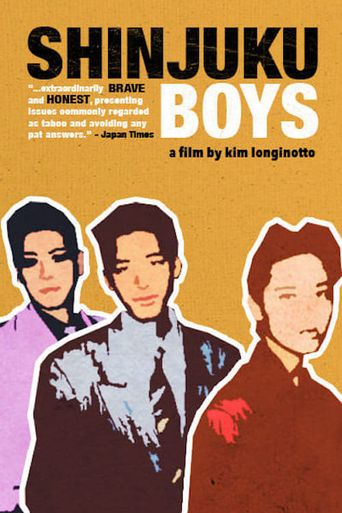Shinjuku Boys Poster