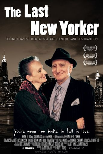 The Last New Yorker Poster