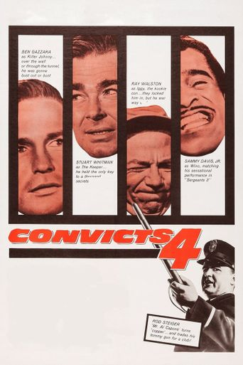 Convicts 4 Poster